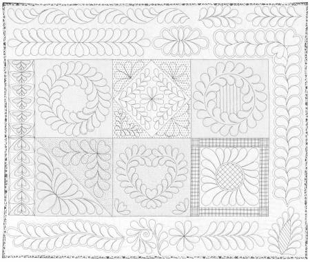Machine Quilting Skillbuilder 2 15 Panels Per Bolt