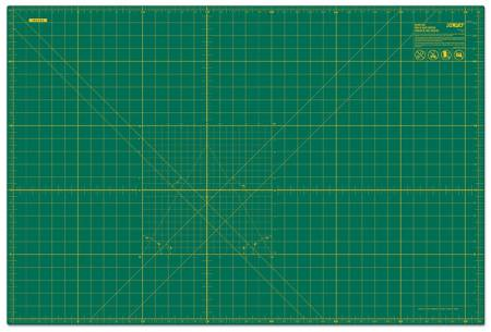 Cutting Mat with Grid 24in x 36in