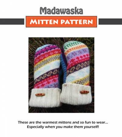 Madawaska Sweater Mitten