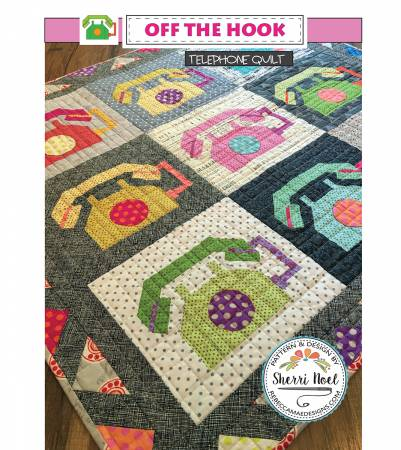 Off The Hook Telephone Quilt