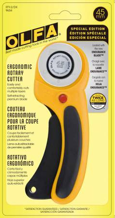 45 mm Deluxe Ergonomic Rotary Cutter