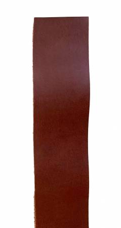 Leather Strap Wide Brown