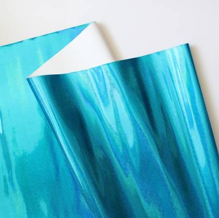 Vinyl Stardust Turquoise