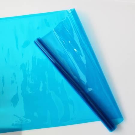 Vinyl Transparent 10G Blue