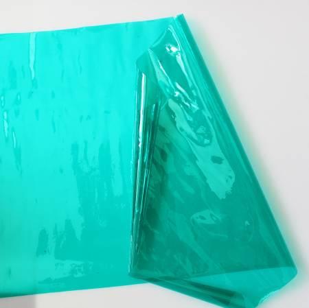 Vinyl Transparent 10G Teal