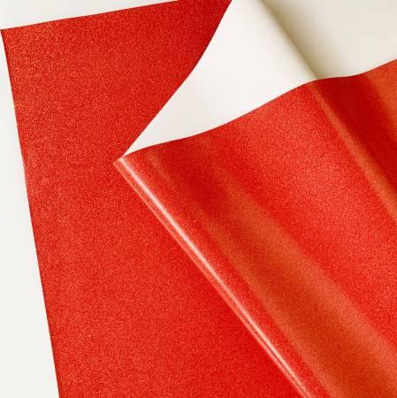 Vinyl Gumdrop Red
