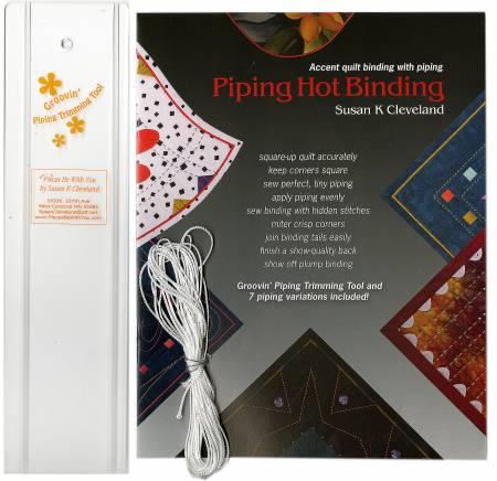 Tool Kit Piping Hot Binding