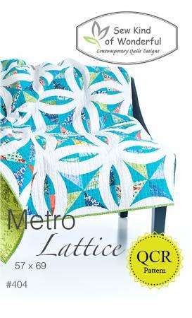 QCR- Metro Lattice