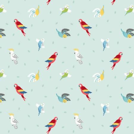 Peppermint Birds