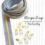 Product Image For SQ-STRIPE-ZIP.
