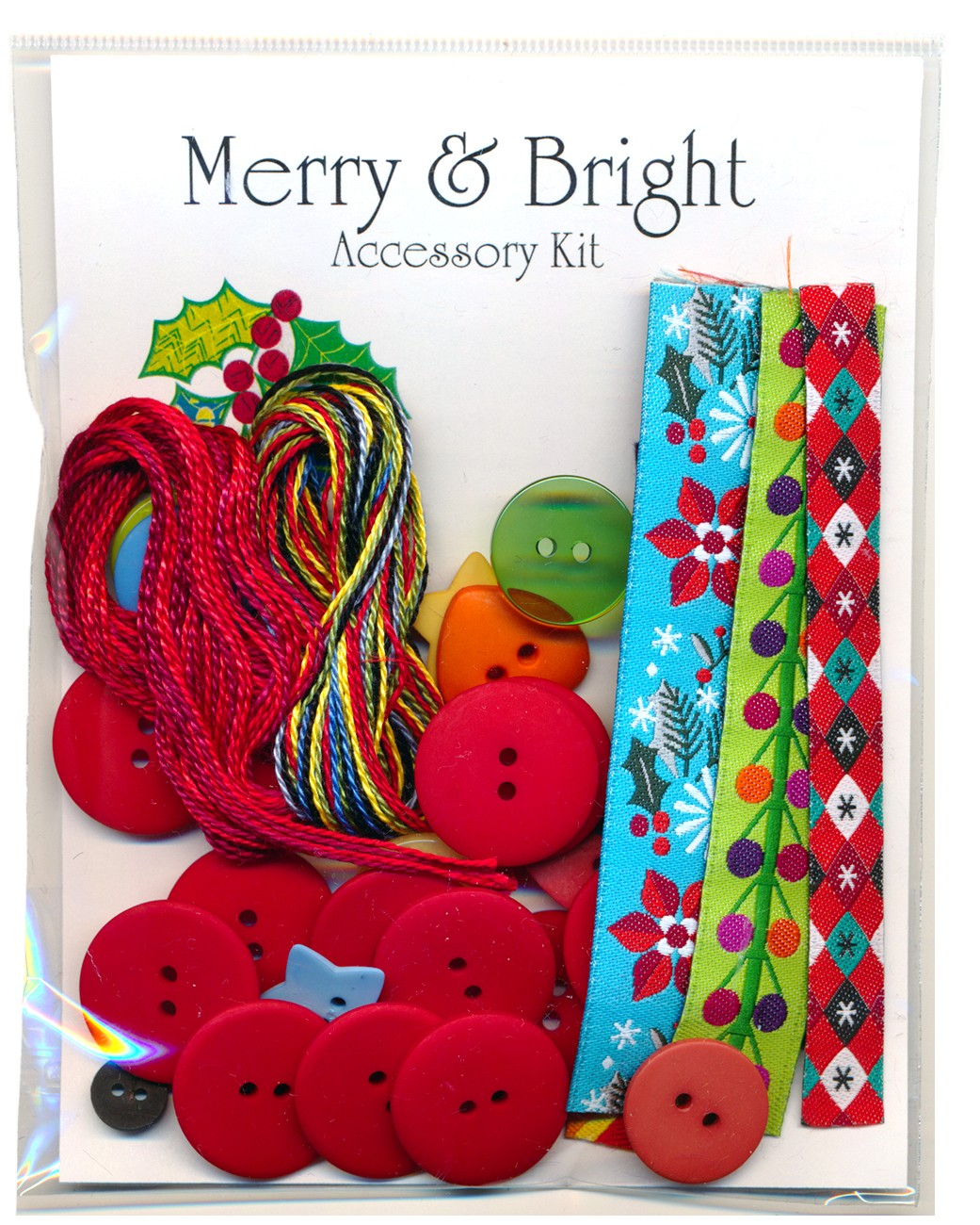 Smith Street Designs SSD9072 Merry and Bright Pattern