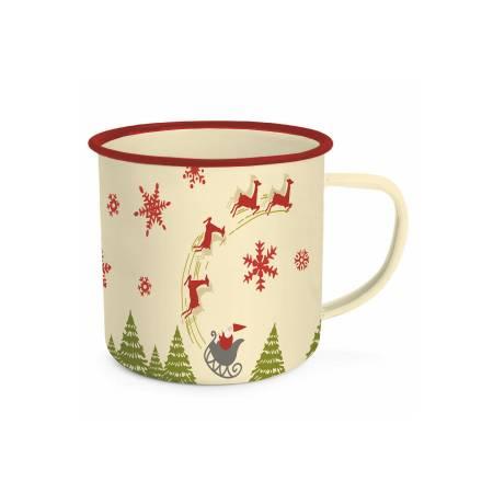 Stacy West Christmas Mug