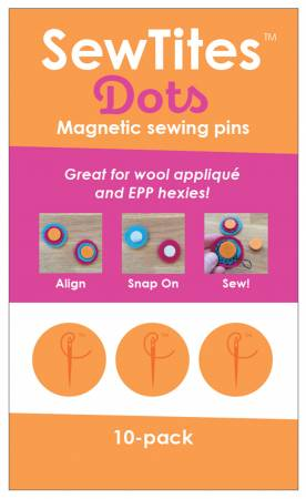 SewTites Magnetic Pin Dots 10pk
