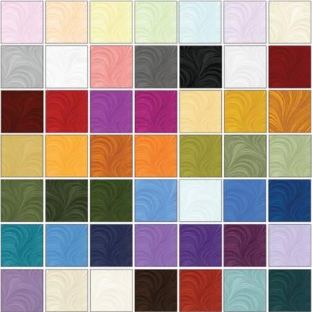 2-1/2in Strips Wave Texture, 40pcs/bundle