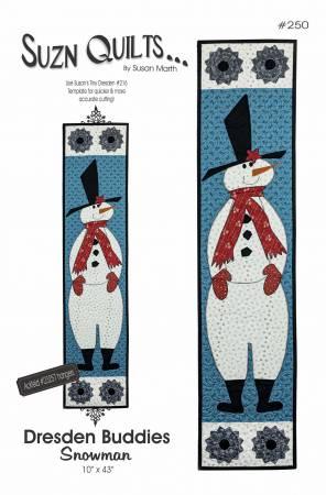 Dresden Buddies Snowman