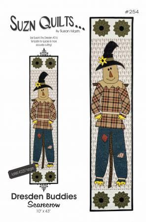Dresden Buddies Scarecrow
