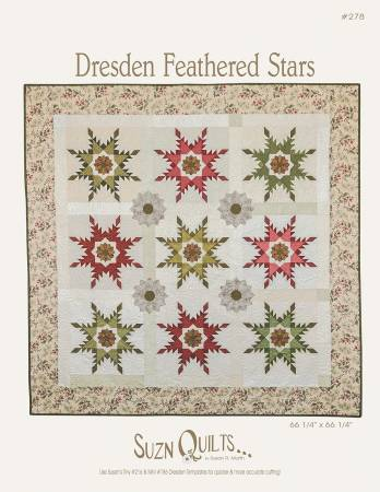 Dresden Feathered Stars