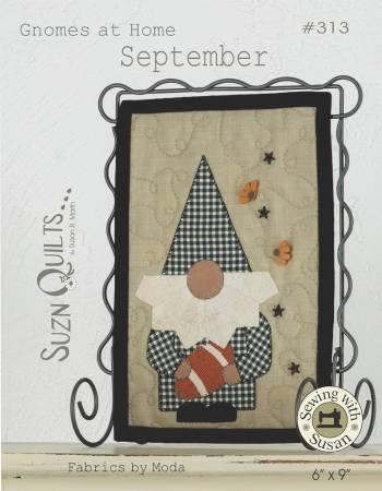 Gnomes At Home September