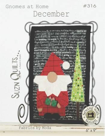 Gnomes At Home December