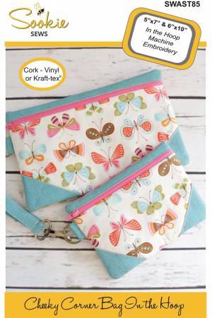 Cheeky Corner Zipper Bag - ITH