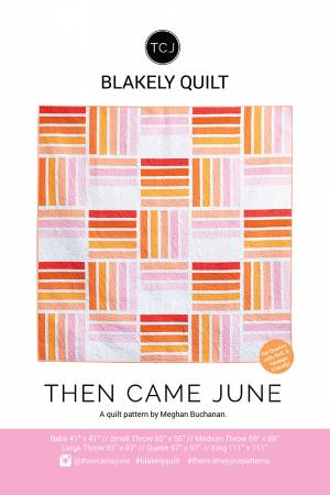 Blakely Quilt Pattern