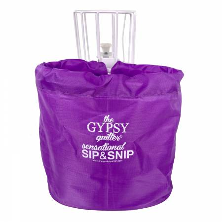 The Gypsy Quilter Sensational Sip & Snip Clamp