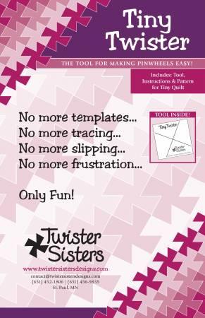 Tiny Twister Pinwheel
