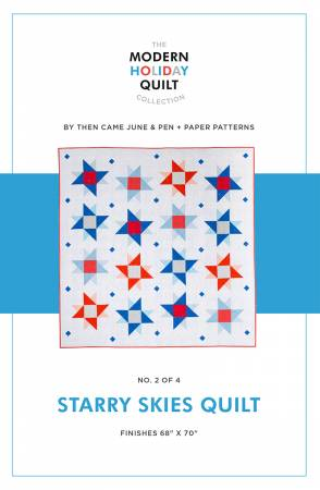 Starry Skies Quilt