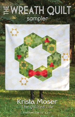 The Wreath Quilt Sampler