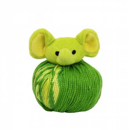 Top This! Elephant Yarn Kit