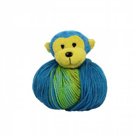 Top This! Monkey Yarn Kit