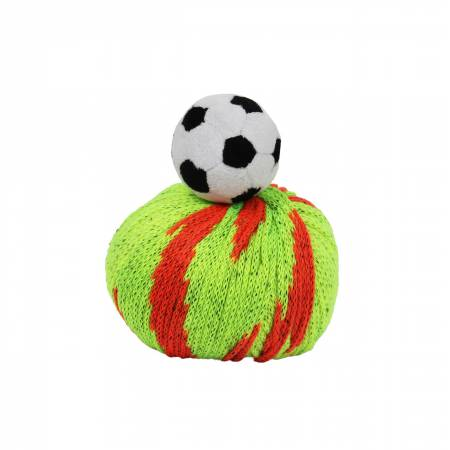 Top This! Soccer Ball Yarn Kit