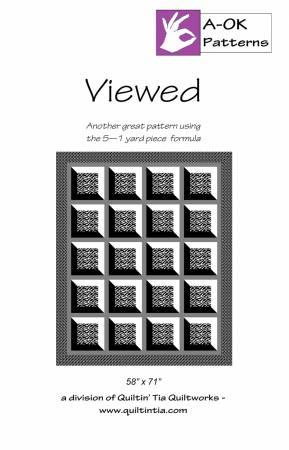 Viewed A OK 5 Yard Pattern