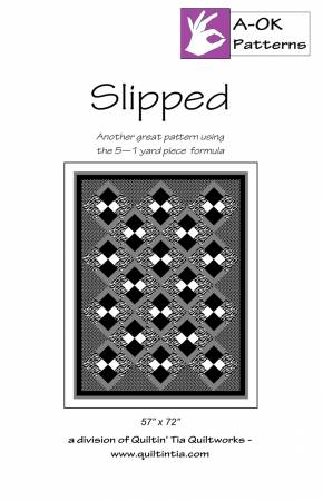 Slipped A OK 5 Yard Pattern