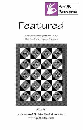 Featured A OK 5 Yard Pattern