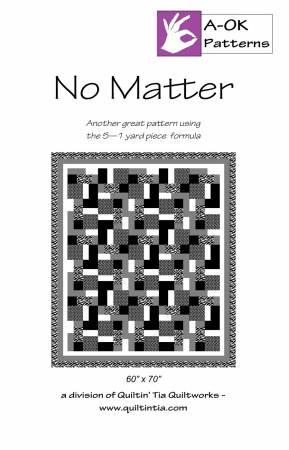 No Matter A OK 5 Yard Pattern
