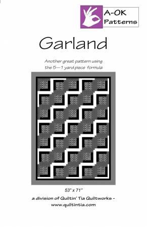 Garland A OK 5 Yard Pattern