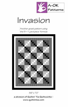 Invasion - A-OK 5 Yard Pattern