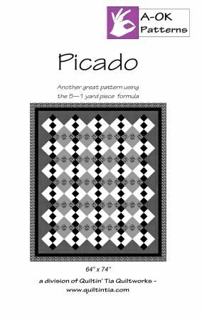 Picado  A OK 5 Yard Pattern