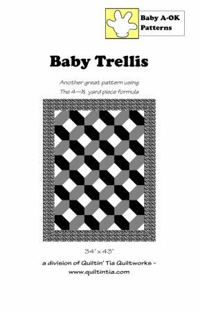 Baby Trellis Baby A OK Pattern