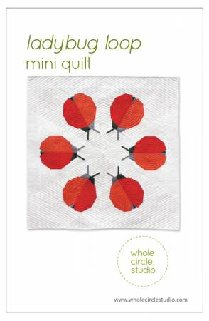 Ladybug Loop Quilt Pattern