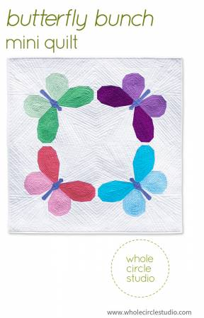 Butterfly Bunch Quilt Pattern