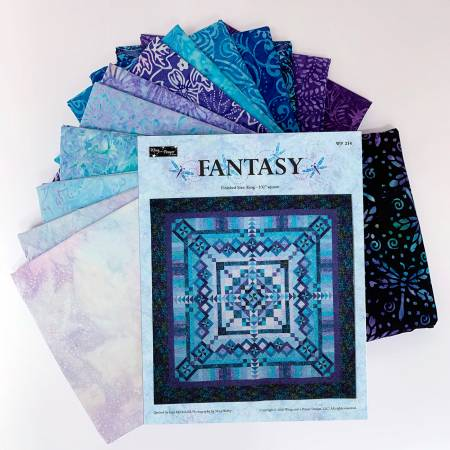 Fantasy Block of the Month Shop Kit