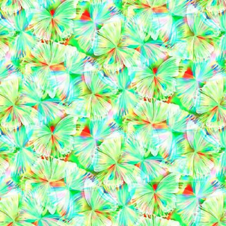 Mariposa Butterflies 104in Wide Back Digitally Printed