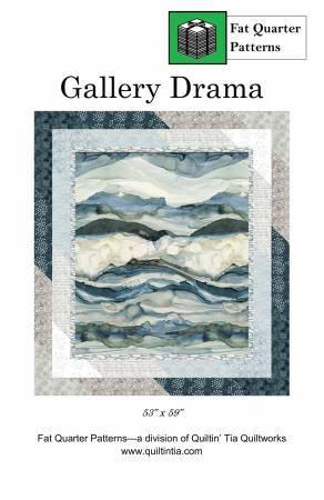 Gallery Drama Quilt Pattern