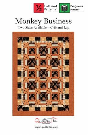Monkey Business - Quilt Pattern