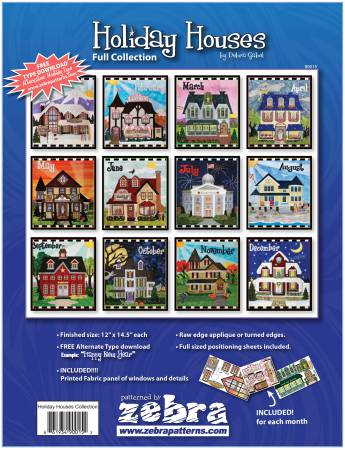 Holiday Houses Complete Collection
