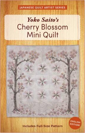 Cherry Blossom Mini-Quilt